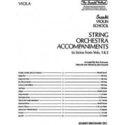 String Orchestra Accompaniments to Solos from Volumes 1 & 2 by Diana Elizabeth Kendall