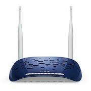 TP-Link N300 ADSL2+ Wireless Wi-Fi Fast Ethernet Modem Router (TD-W8960N)