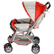COMFORT CUSION PRAM MM-22 PRAM RED
