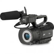 Filmadora JVC GY-LS300 4K HandyCam Full Frame com Streaming e Wi-Fi