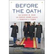 Before the Oath by Martha Joynt Kumar