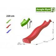 Tobogan Star Slide Short 220cm Jungle Gym