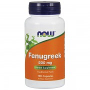 Fenugreek 500mg - 100 caps