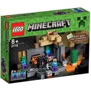 LEGO - 21119 - Minecraft - Jeu de Construction - Le Donjon