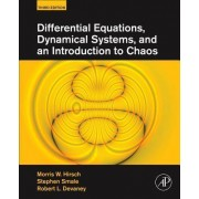 Differential Equations, Dynamical Systems, and an Introduction to Chaos by Morris W. Hirsch