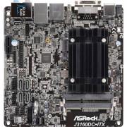 Placa de baza Asrock J3160DC-ITX Intel Celeron J3160 mITX