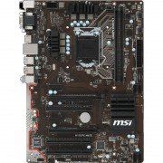 Placa de baza MSI H110 PC MATE Intel LGA1151 ATX