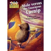 Mole versus the Enormous Turnip by Dawn Casey