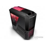 Carcasă PC Zalman Z11 Plus HF1 Midi, negru