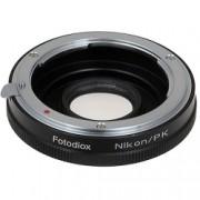 Fotodiox Pro NK-PK - Inel adaptor Nikon F la Pentax K