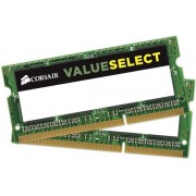 Memorii Laptop Corsair SO-DIMM, DDR3L, 2x8GB, 1600MHz, 1.35V