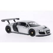 Audi R8 LMS, plateado, Modelo de Auto, modello completo, Rastar 1:24