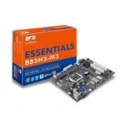 Tarjeta Madre ESC micro ATX B85H3-M3, S-1150, Intel B85, HDMI, USB 3.0, 16GB DDR3, para Intel