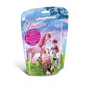 Playmobil 5443 - Fata-Amorina con Unicorno 'Rosa Rossa'