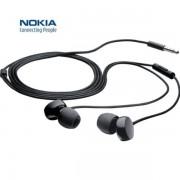 Casca cu fir Nokia Stereo Headset WH-208, 3.5 mm - Negru