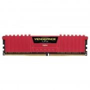 Memorie Corsair Vengeance LPX Red 8GB DDR4 2400 MHz CL16