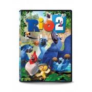 Rio 2:: Anne Hathaway, Jesse Eisenberg - Rio 2 (DVD)
