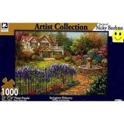 Springtime Hideaway - 1000 Piece Jigsaw Puzzle - Artist Collection