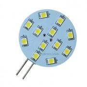 Ampoule G4 12 LED SMD 4500K 2.4W