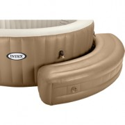 Intex PureSpa Inflatable Bench Seat