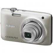 Nikon Coolpix S2800 + Калъф + Карта 8GB (Class 10)