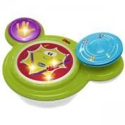 Детска играчка - Електронно барабанче, Chicco, 072178