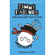 Timmy Failure: Now Look What You've Done by Stephan Pastis