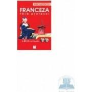 Franceza fara profesor + 2 CD-uri audio - Gaelle Graham