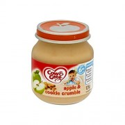 Cow & Gate Apple & Cookie Crumble 6Mth + (125g)