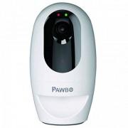 Pawbo ⁺: Cámara Inalámbrica Interactiva para Mascotas y Dispensador de Golosinas con Juego de Perseguir la Luz y Función de Compartir Instantáneamente.