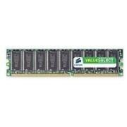 Corsair Value Select - DDR - 512 Mo - DIMM 184 broches - 333 MHz / PC2700 - CL2.5 - mémoire sans tampon - NON ECC - pour FIC VC37\; Shuttle SB51, SB52, SB62, SB81, SN41, SN45, SN85, SN95\; SOYO...
