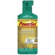 PowerBar PowerGel Original - Nutrition sportive - Lemon-Lime flavour Or/Bleu pétrole Gels énergétiques