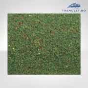Covor iarba lunca cu flori HO/TT/N/Z, Faller 180752