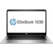 "Laptop HP EliteBook Folio 1030 G1, 13.3"" QHD+, Intel M7-6Y75, RAM 16GB, SSD 512GB, Windows 10 Pro 64, Argintiu"