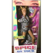 Spice Girls On Tour - Mel B Aka Scary Spice Girl Power (1998)