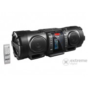 Radio-CD portabil JVC RV-NB100 BoomBox, CD/MP3/USB/iPod/iPhone și docking