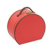 Friedrich / 23 Women's Trinket Box - 32030-4 Ascot Jewellery Case Red