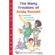 The Many Troubles of Andy Russell by David A. Adler