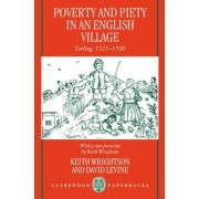 Poverty and Piety in an English Village by Reader in Social History and Director of Studies in History Keith Wrightson