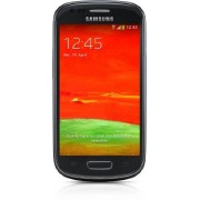 "Samsung Galaxy S III mini Smartphone libre Android (pantalla 4"", cámara 5 Mp, 8 GB, Dual-Core 1.2 GHz, 1 GB RAM), negro"