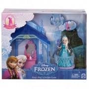 Disney Frozen MagiClip Flip 'N Switch Elsa Castle Doll