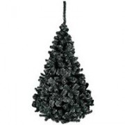 Crna Novogodišnja Jelka - Black Harmony - 220 cm