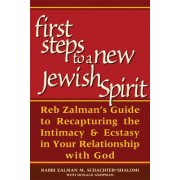 The First Steps to a New Jewish Spirit by Zalman Schachter-Shalomi