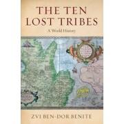 The Ten Lost Tribes by Associate Professor in the Department of History and the Department of Middle Eastern and Islamic Studies Zvi Ben-Dor Benite