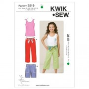 KWIK-SEW PATTERNS K3519OSZ - Plantilla de costura