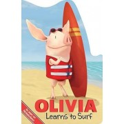 Olivia Learns to Surf by Diana Michaels