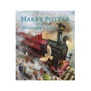 Rowling J.k. Harry Potter And The Philosopher S Stone (the Illustrated Ed.)