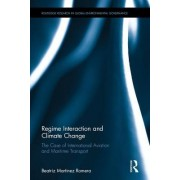 Regime Interaction and Climate Change: The Case of International Aviation and Maritime Transport