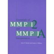 Essentials of Mmpi-2 and Mmpi-A Interpretation by Carolyn L. Williams