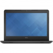 Laptop Dell Latitude 3460 14 inch HD Intel Core i3-5005U 4GB DDR3 500GB HDD Linux Black